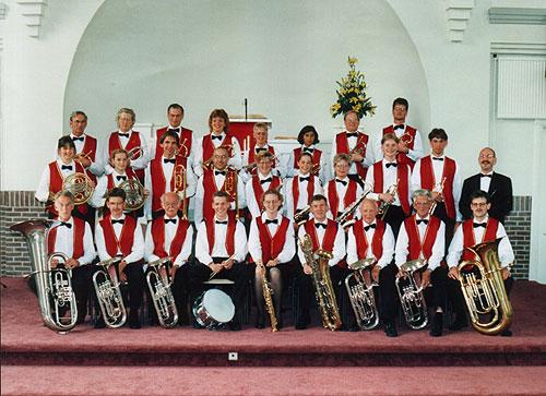 Burdine tijdens het Jubileumjaar (1995)